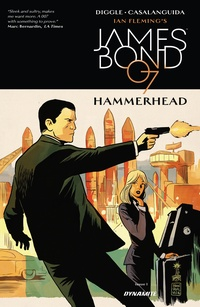 James Bond: Hammerhead #1 image