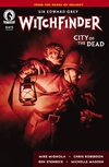 Witchfinder: City of the Dead #4 image