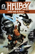 Hellboy and the B.P.R.D.: 1954--The Black Sun #2 image