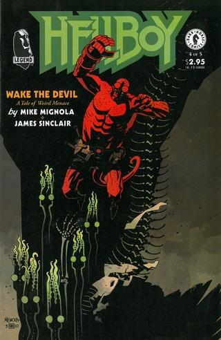 Hellboy: Wake the Devil #4 image