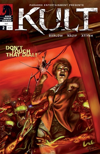 Buffy the Vampire Slayer Season 8 #7 image