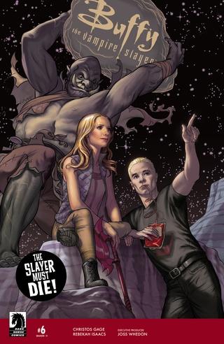 Buffy The Vampire Slayer: Season 11 #7
