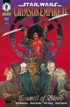 Star Wars: Crimson Empire II - Council of Blood #1  image
