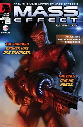 Mass Effect: Redemption #2 image