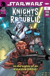 Star Wars: Knights of the Old Republic #13 image