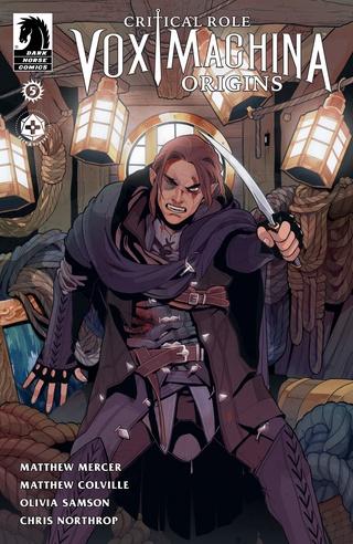 Critical Role | Dark Horse Digital Comics