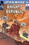 Star Wars: Knights of the Old Republic #22 image