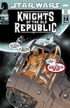 Star Wars: Knights of the Old Republic #23 image