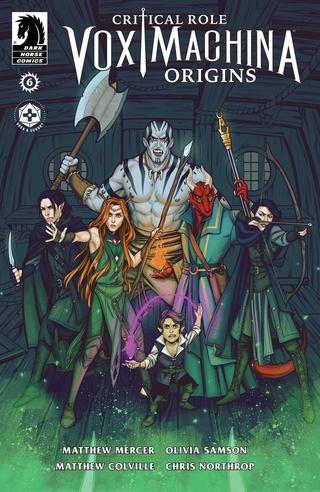 Critical Role   Dark Horse Digital Comics