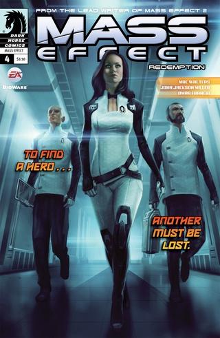 Mass Effect: Redemption #4 image