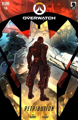 Destroyer Overwatch Issue 16 Dark Horse Digital Dark Horse Comics Overwatch Dark Horse Digital Comics
