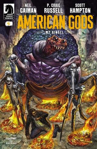 American Gods | Dark Horse Digital Comics