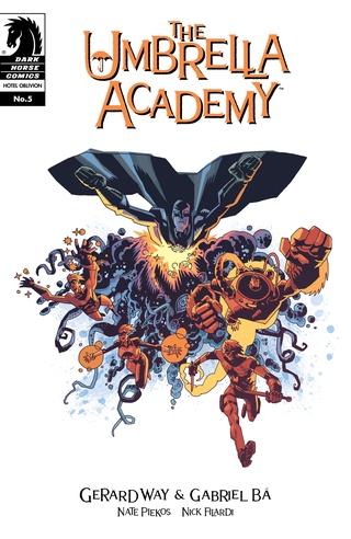 The Umbrella Academy | Dark Horse Digital Comics