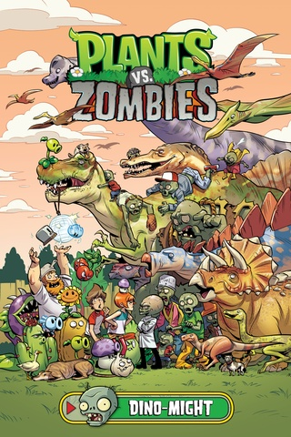 Plants vs  Zombies | Dark Horse Digital Comics