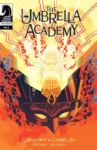 The Umbrella Academy | Dark Horse Digital Comics