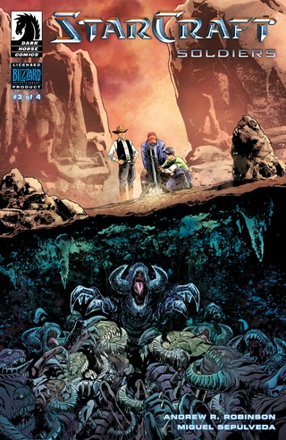 Starcraft | Dark Horse Digital Comics
