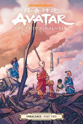 Avatar: The Last Airbender   Dark Horse Digital Comics