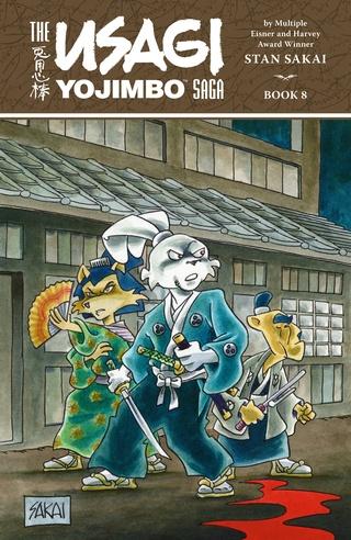Usagi Yojimbo | Dark Horse Digital Comics
