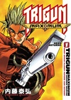 Trigun Maximum Volumes 1-5 Bundle image